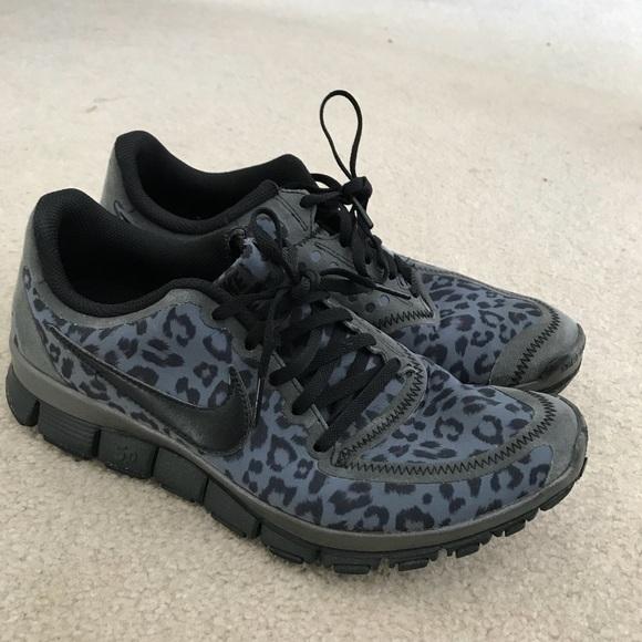 online store 8a799 7441e ... germany nike free 5.0 black cheetah print dee54 5a04f